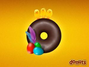 donuts mona pascua